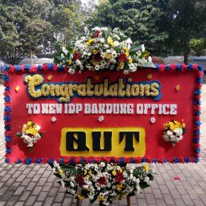 Bunga Papan Congratulation 012