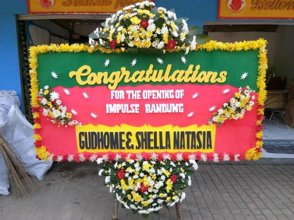 Bunga Papan Congratulation 022
