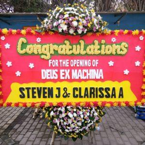 Bunga Papan Congratulation 027
