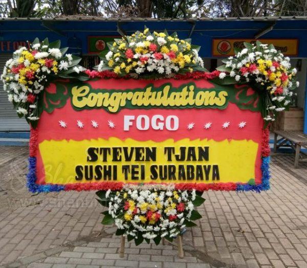 Bunga Papan Congratulation 043