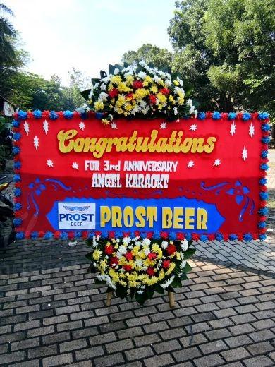 Bunga Papan Congratulation 049