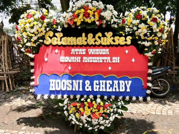 Bunga Papan Congratulation 008