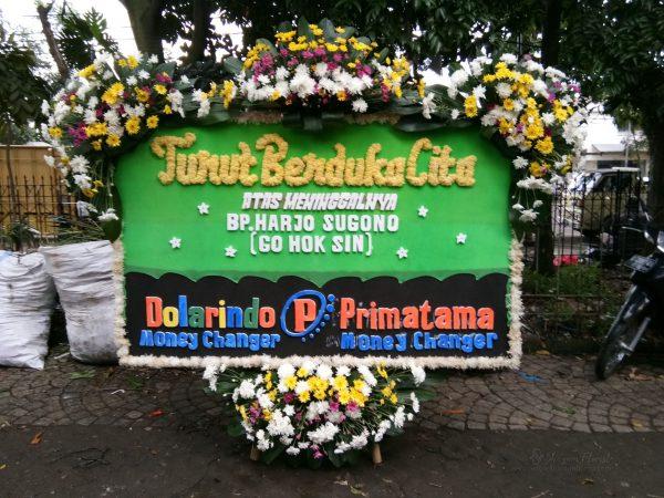 Bunga Papan Duka Cita 002