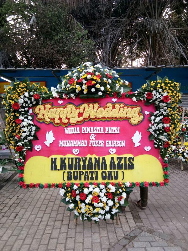 Bunga Papan Wedding 026