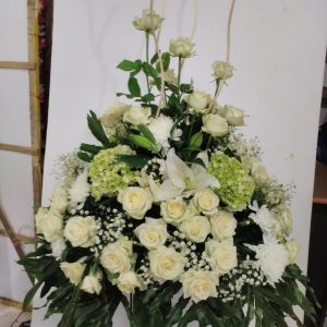 Standing Flowers 001
