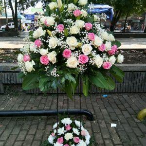Standing Flowers 012