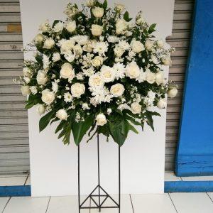 Standing Flowers 019