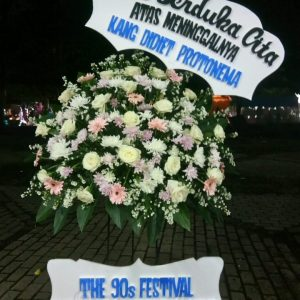 Standing Flowers 026