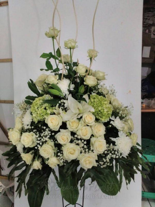 Standing Flowers 027