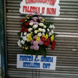 Standing Flowers 028