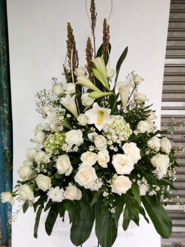 Standing Flowers 029