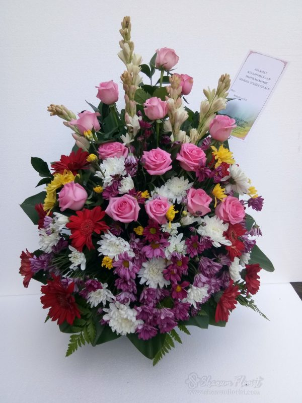 Table Flowers 010