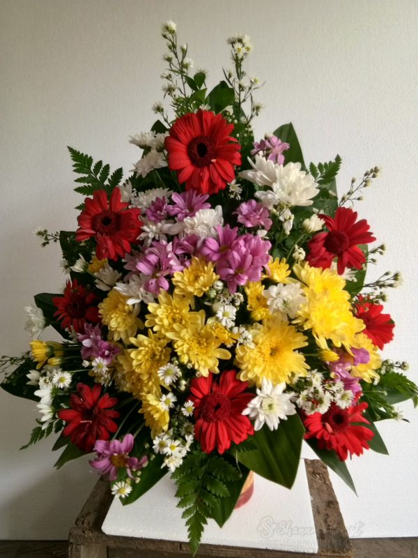 Table Flowers 011