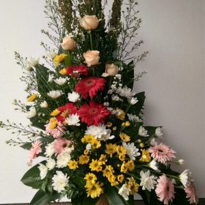 Table Flowers 012