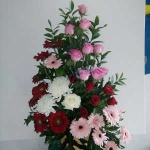 Table Flowers 013