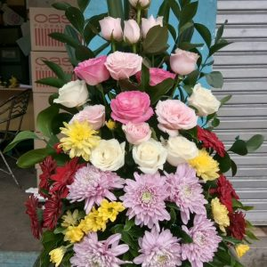 Table Flowers 016