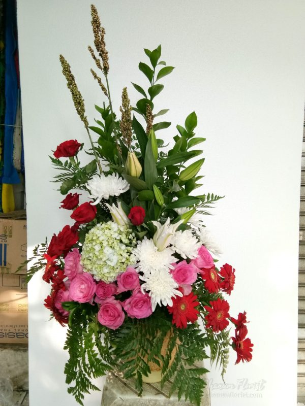 Table Flowers 002