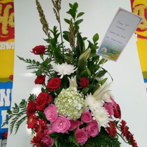 Table Flowers 003