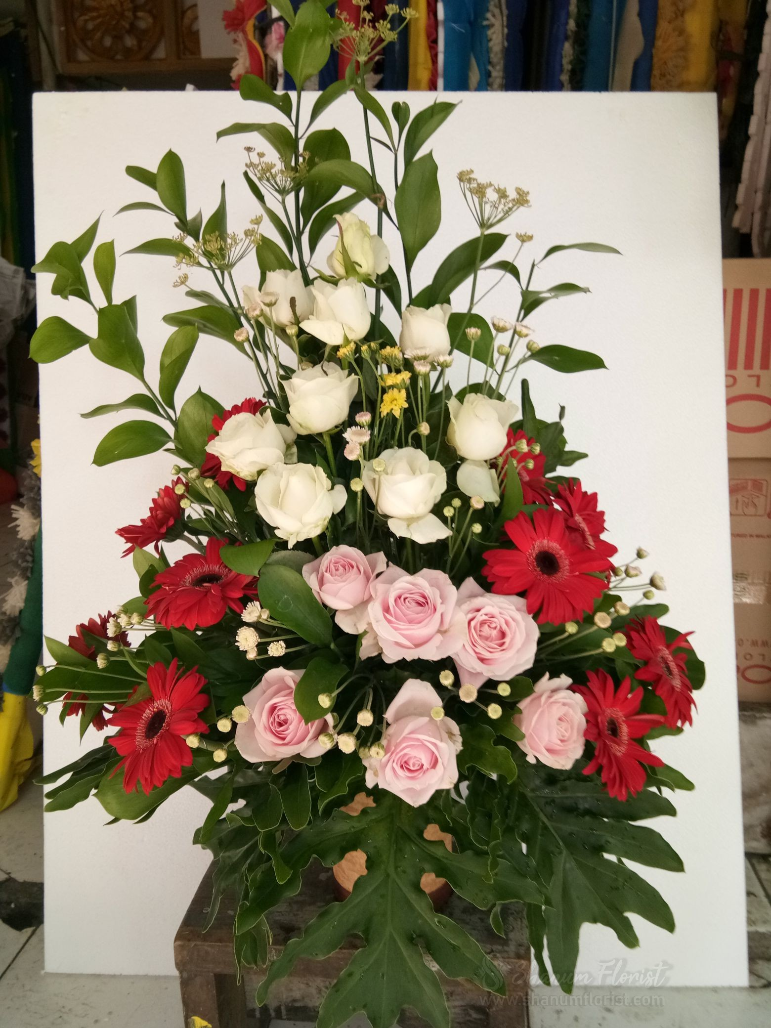 Table Flowers 004
