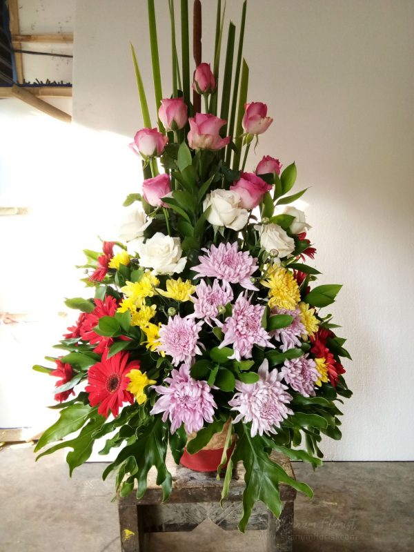 Table Flowers 005