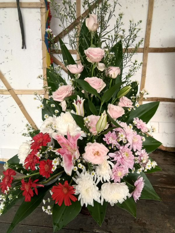 Table Flowers 006