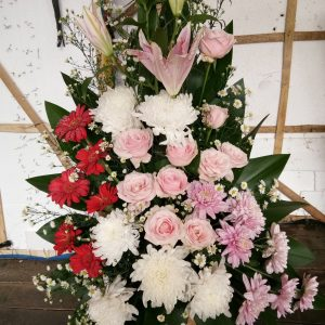 Table Flowers 007