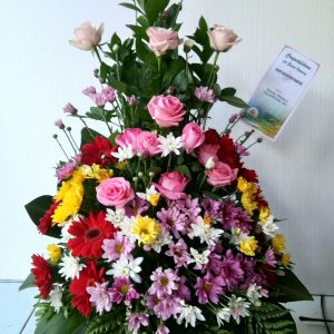 Table Flowers 009